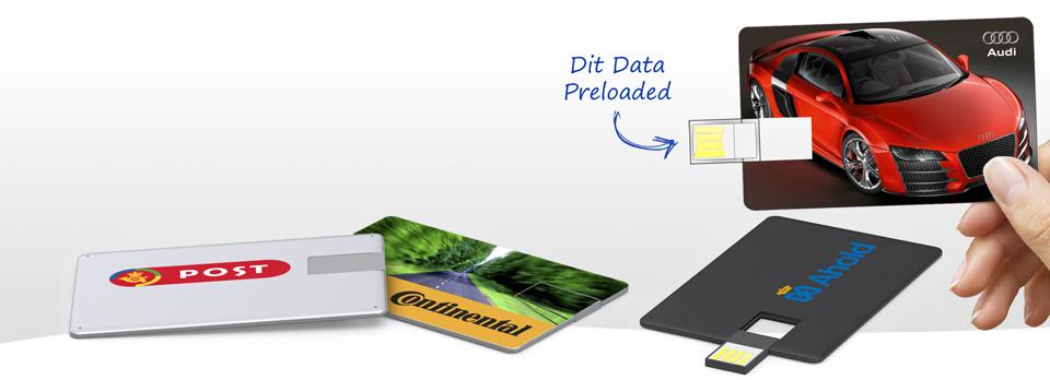 USB kort